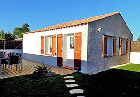 Cottage on the Vendee coast, near beaches