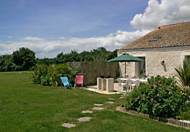 Child friendly gite in Vendee with pool