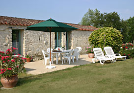 Child friendly Vendee cottage, near the coast