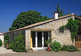 Cottage near the Vendee coast