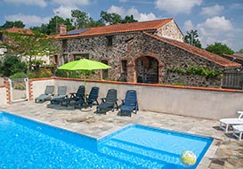 Holiday Cottages Gites And Villas In The Vendee France