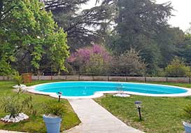 Large Vendee house with private pool