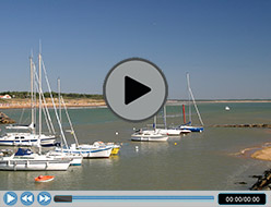 Videos of the Vendee, beaches, countryside, monuments, Green Venice