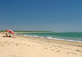 easy access to Vendee beaches