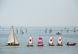 Sailing, boat hire and tuition, in the Vendee.